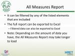 all measures report4