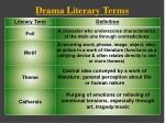 drama literary terms3