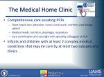 the medical home clinic