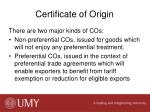 certificate of origin1