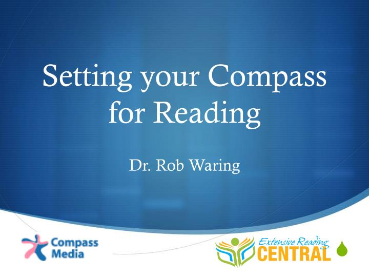 setting your compass for reading n.