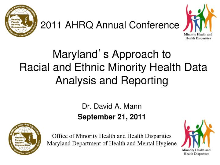 2011 ahrq annual conference n.