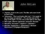 john mclain