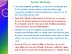 session summary1