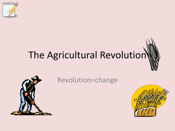 the agricultural revolution augmentation and dissemination Agricultural extension policy in kenya has suffered the following setbacks aging and reduced staffing and funding for operations, lack of participatory technology development, and poor packaging and information dissemination.