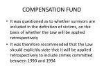 compensation fund2