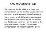 compensation fund4