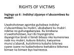 rights of victims1
