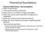 theoretical foundations1