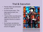 trial execution