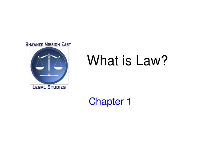 what is law n.