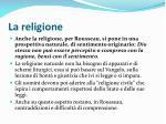 la religione1
