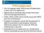 tpr collaborative