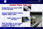 carbon fibre tube 1