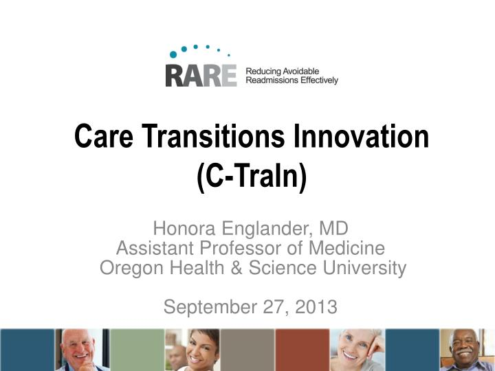 care transitions innovation c train n.