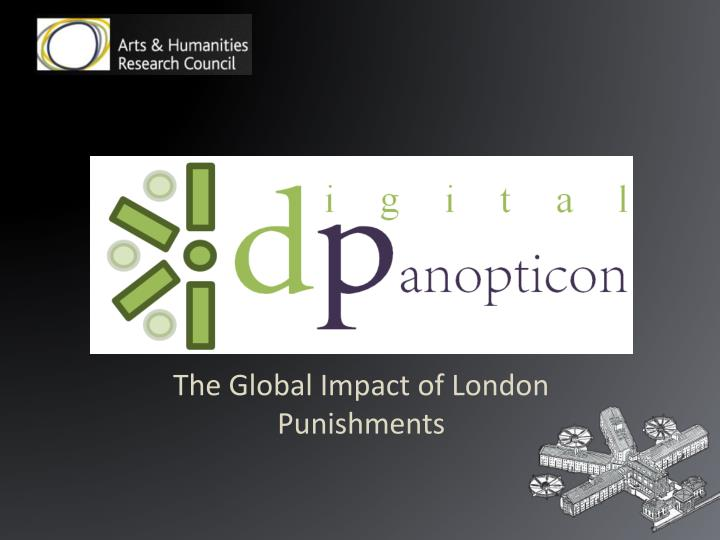 the global impact of london punishments n.