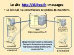 le site http dl free fr messages1