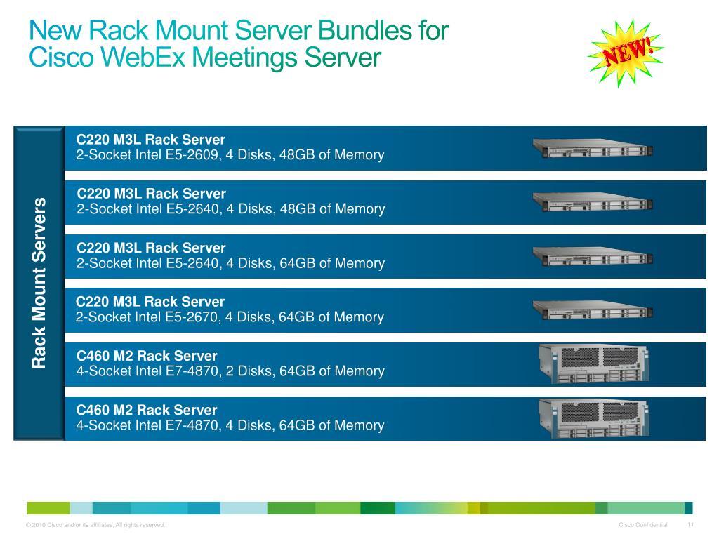 PPT - Cisco WebEx Meetings Server Update PowerPoint