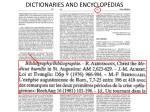 dictionaries and encyclopedias14