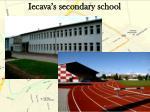 iecava s secondary school