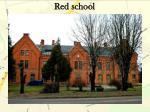 red school