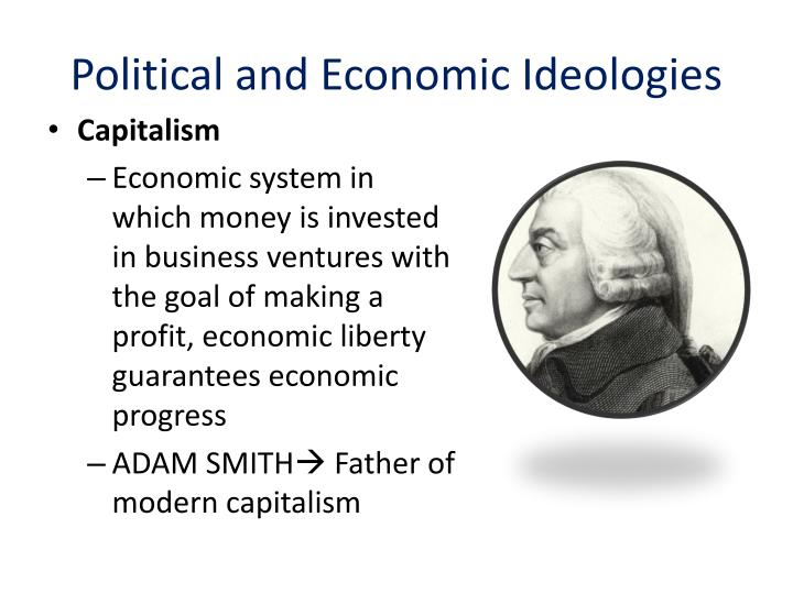 Political and Economic Ideologies