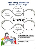 small group instruction flexible reading groups