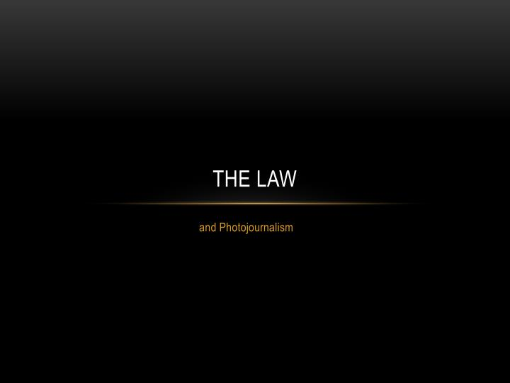 the law n.