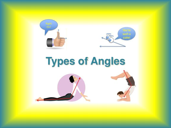PPT - Types of Angles PowerPoint Presentation, free ...