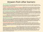 answers from other learners1