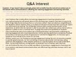 q a interest2