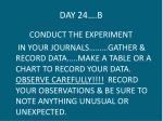 day 24 b