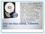 hdd wd blue 160gb 7200rpm ide