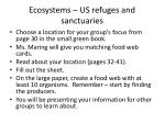 ecosystems us refuges and sanctuaries