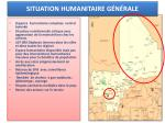 situation humanitaire g n rale