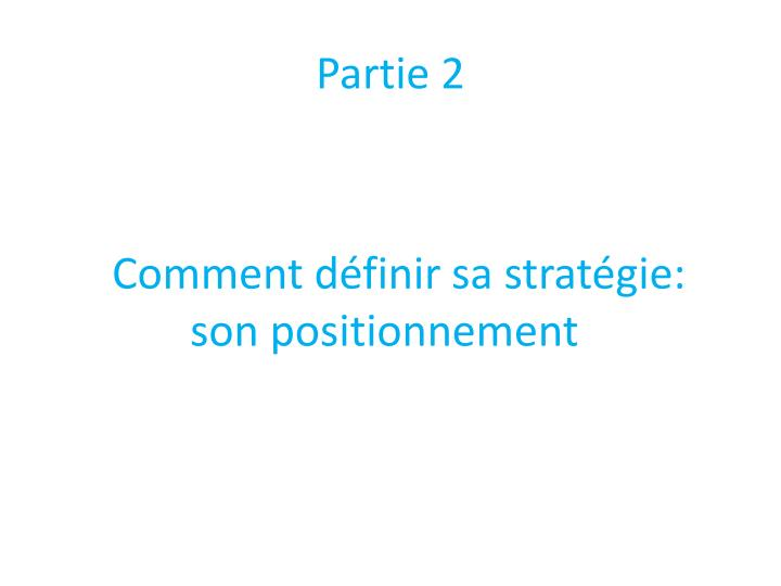 Partie 2