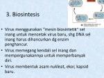 3 biosintesis