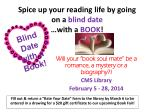 spice up your reading life by going on a blind date with a book