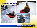 tundra tubing