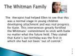 the whitman family10