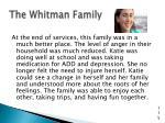 the whitman family8