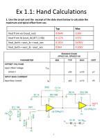 ex 1 1 hand calculations
