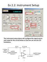 ex 2 2 instrument setup1