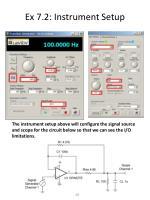 ex 7 2 instrument setup1