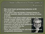 isaac s asimov s three laws of robotics
