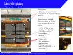 module gluing