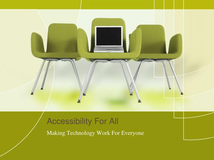 accessibility for all n.