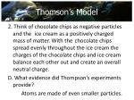 thomson s model4