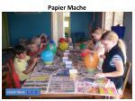 papier mache