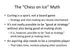 the chess on ice myth